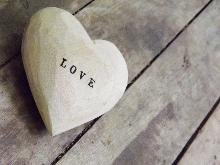 Wooden Hearts Med By Millo Sa Wooden Gifts Amp Decor