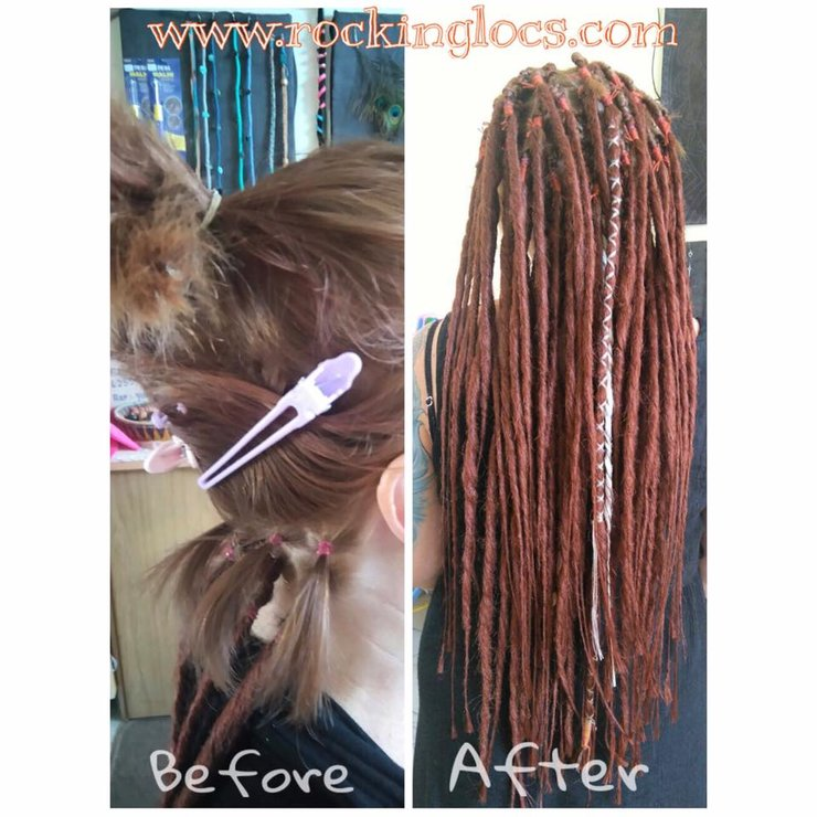 Dreadlock extensions by rocking locs synthetic dreadlock extensions by rocking locs pmusecretfo Images