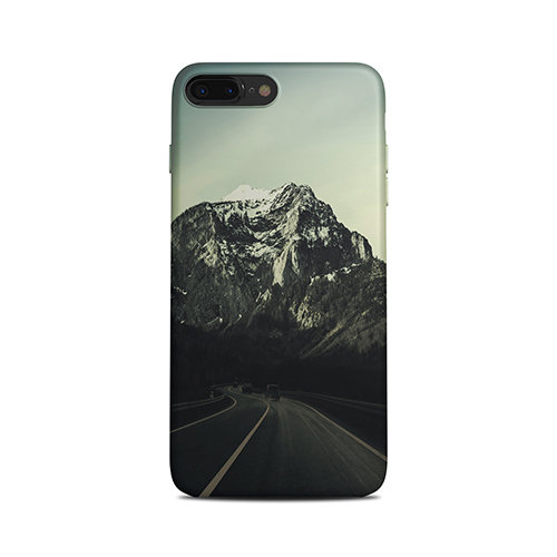 Mountain road iPhone cover by LADIDA COVERS