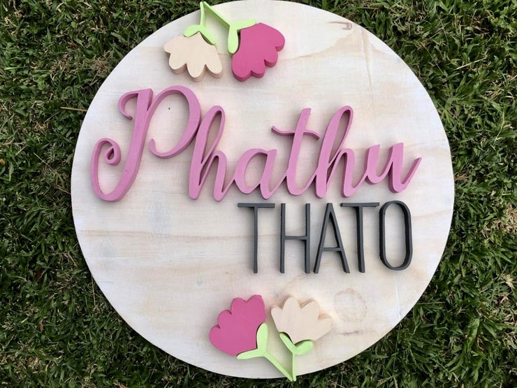 Wooden name sign, name sign, kids name sign, nameplate, kids room decor, wooden name, room decor, 3D name sign, home decor by Hope Creations
