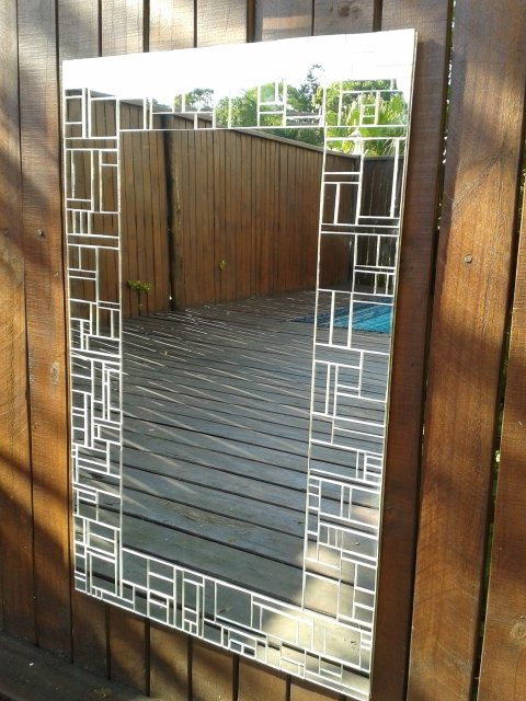 Abstract Mirror by Exclusive Mirrors