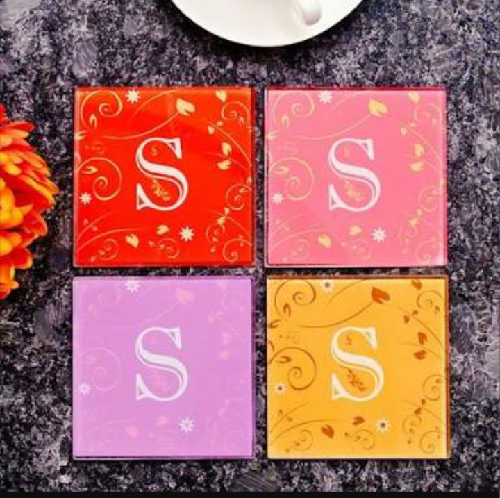 personalised Coasters by SimplyPrinted Showers