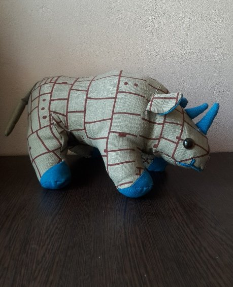 Large Rhino by R&R Projects