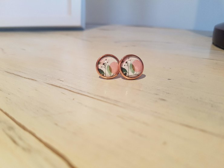 Apple in Rose Gold by JanaS