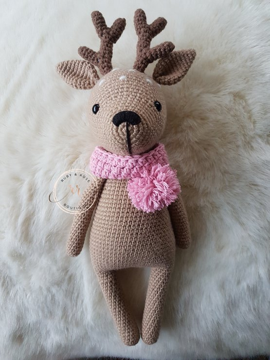 Flora the Fawn by Ruby & Rose Boutique