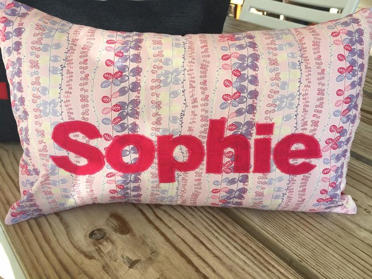 Personalized Name Pillow by Lisa  039 ... 655c7cb41