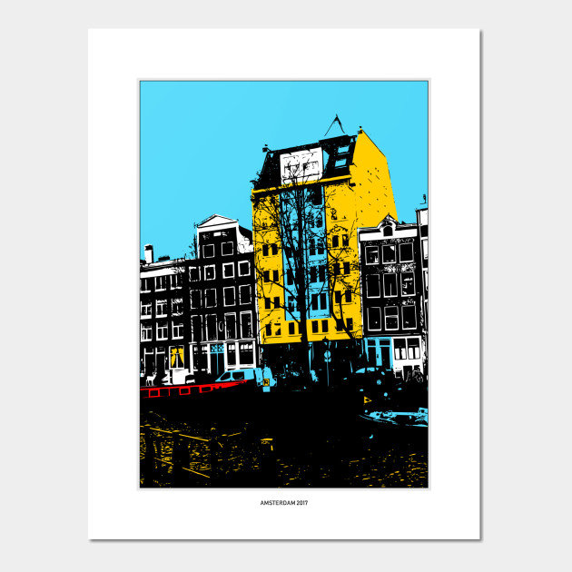 Amsterdam 2017 - 2 by JUSTLOVEDESIGN