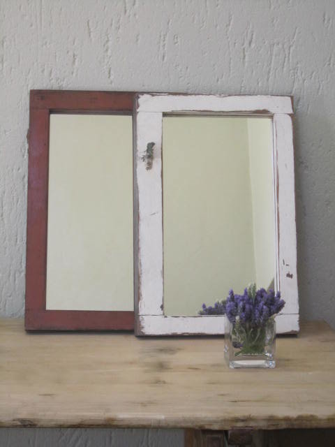 Antique framed mirror by Antiques Alive