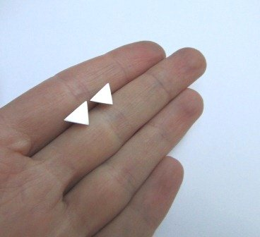 triangle studs by thula