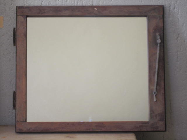 Framed mirror by Antiques Alive