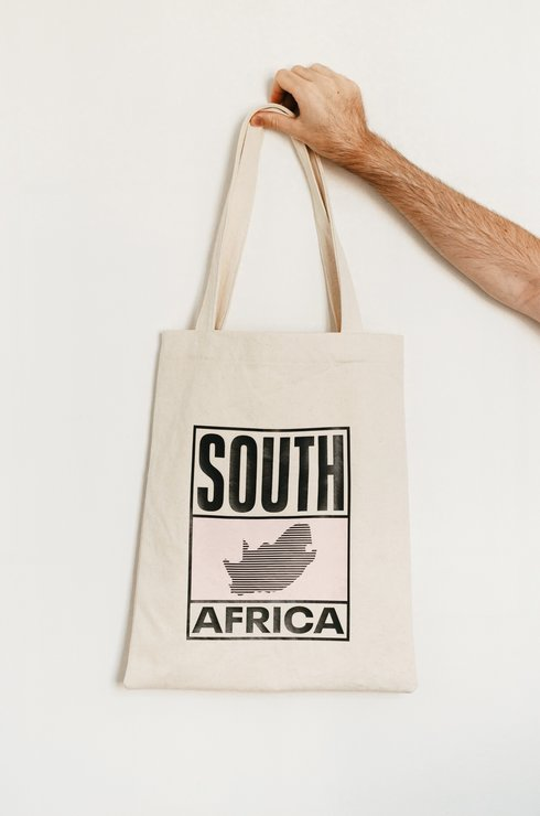 Limited Edition South Africa Tote by Pleekō