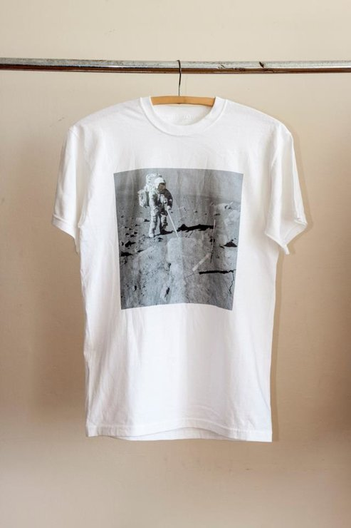 Apollo t-shirt by I Burnt Your Clothes