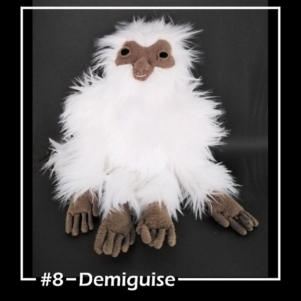 HARRY POTTER DEMIGUISE TOY by Playtime Soap & SASofties