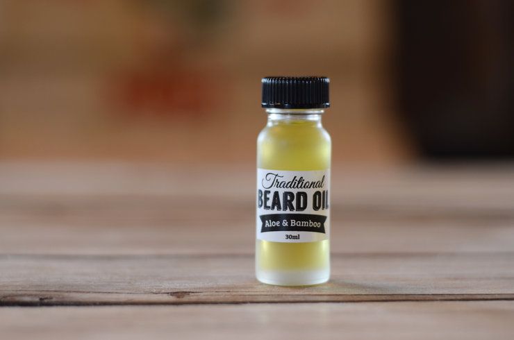 Aloe&Bamboo Beard Oil by MAD weddings