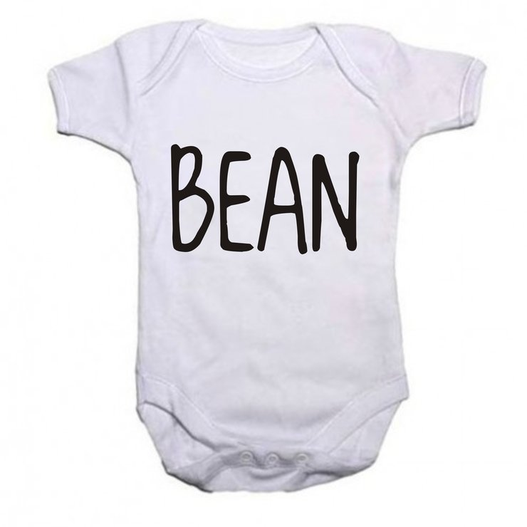 Bean baby grow by Qtees Africa (Pty)Ltd
