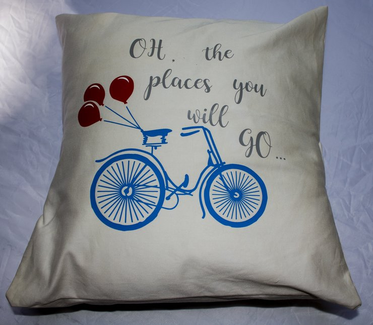 Scatter cushion covers by Imagine Creations