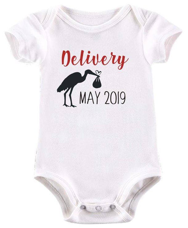Delivery May 2019 baby grow by BTSN Design (Pty)LTD