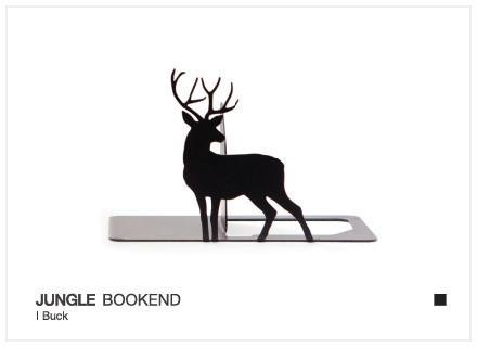 Jungle Bookend - Male Buck by Funshop