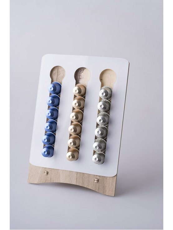 Caprice Coffee Pod/Capsule Holder by Native Decor