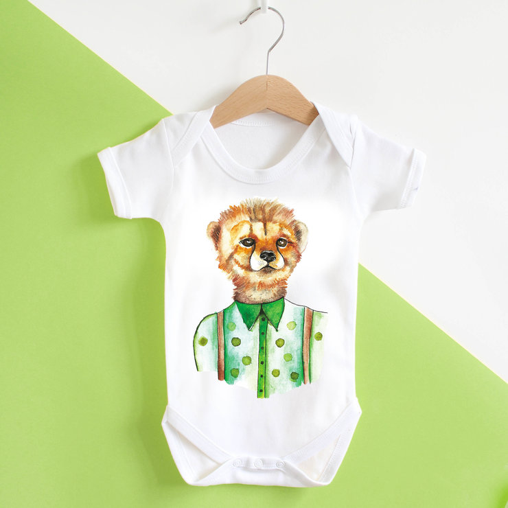 Charlie Baby Grow by Mermaids & Monsters