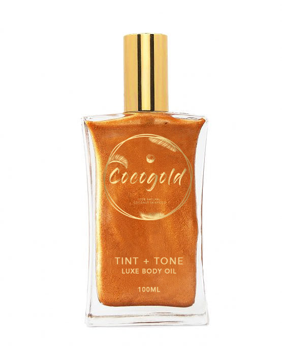 Cocogold Tint & Tone Tan Oil by Cocogold