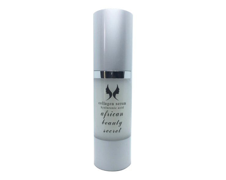 Collagen Serum with Hyaluronic Acid - 30 ml by African Beauty Secrets