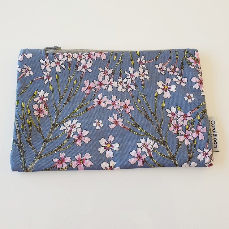 Clutch Bag ~ Jamesbrittenia by CoralBloom Studio