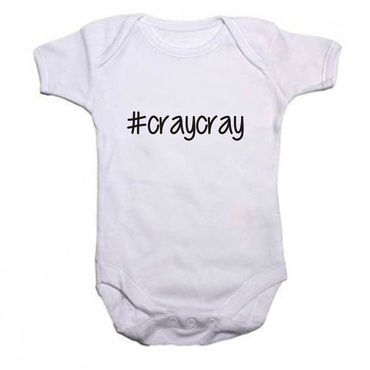 #craycray by Qtees Africa (Pty)Ltd