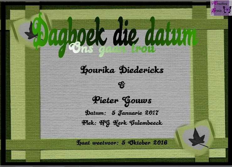 Digital Save The Date Afrikaans Invite Hello Pretty Buy