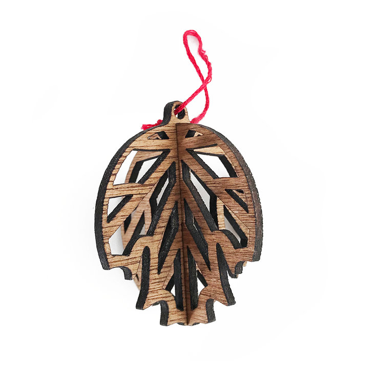 3D Christmas Decoration by Wood Be Nice