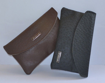 Curve Top Clutch by GTHOMAS