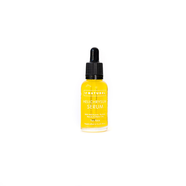 Helichrysum Face Serum by Le Naturel