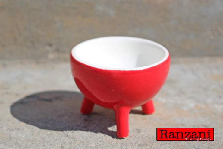 Ranzani Egg Potjies set of 4 by Ranzani Design