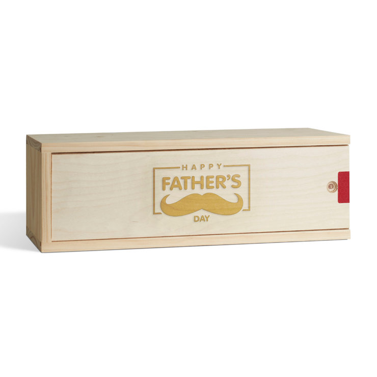 Fathers Day Wine Box by Wine Gifts