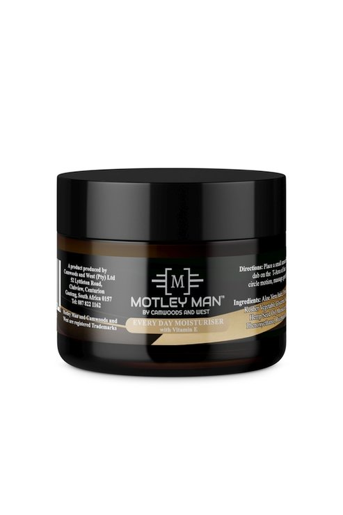 Motley Man Everyday Moisturizer 60ml  by Camwoods and West Pty Ltd