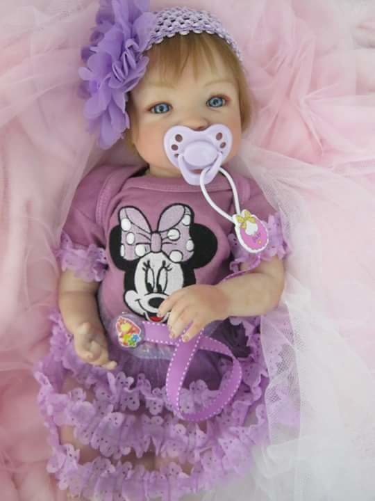 Reborn Doll Shayann by Lasting Expressions Doll Creations