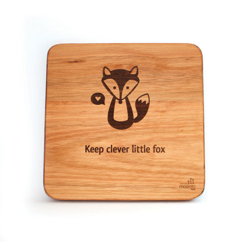 Wall Art - Keep Clever by Moskito Kids