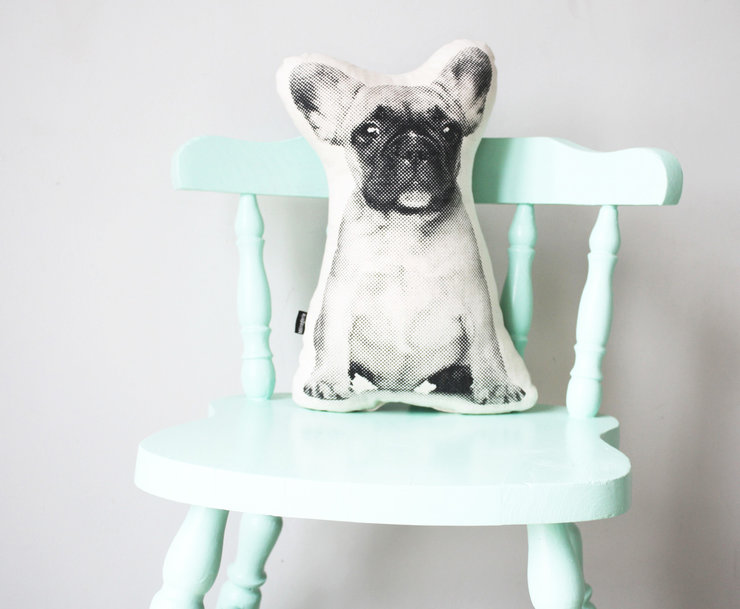 Fifi the French Bulldog by Ménagerie