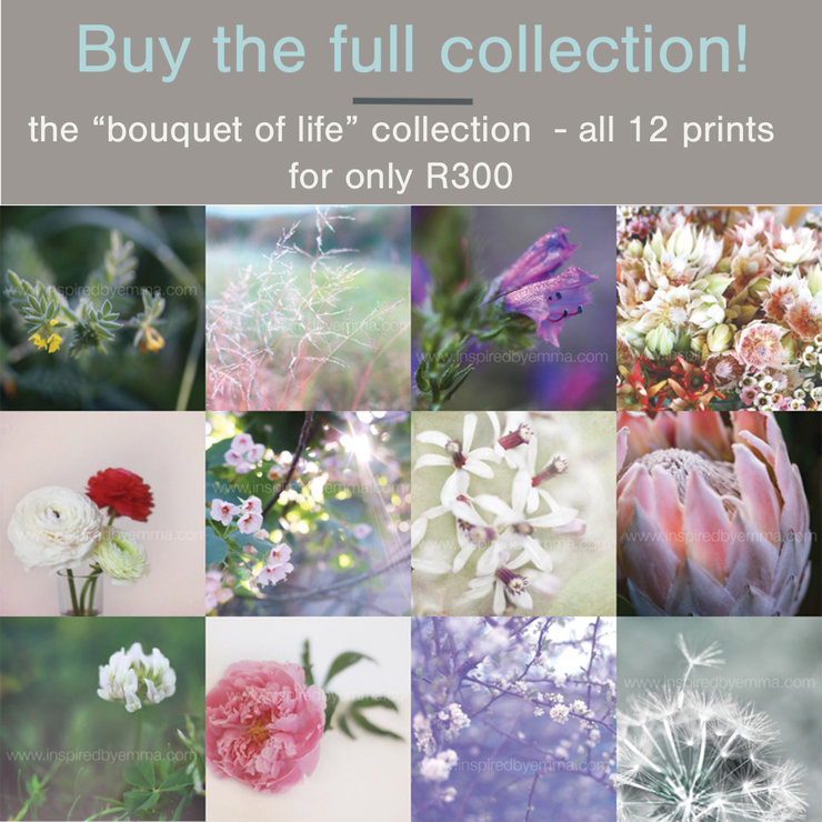 "The ""Bouquet of Life"" Collection 