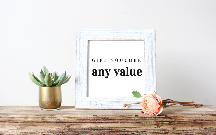 Digital Gift Voucher - Any Value You Need by Hello Pretty Store