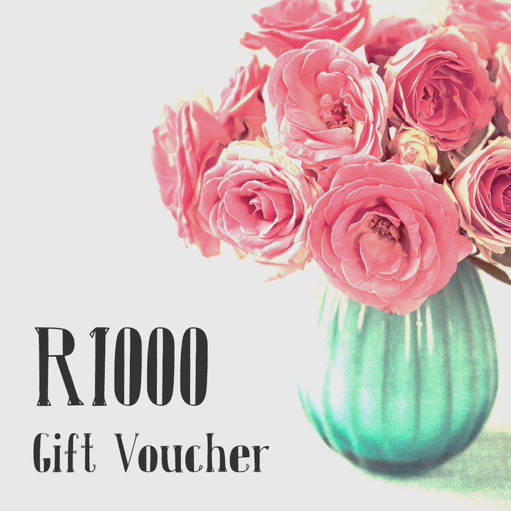 R1000 Digital Gift Voucher by Hello Pretty Store