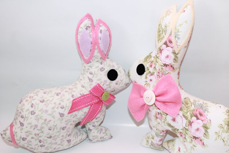 rabbits by emerie + eliza