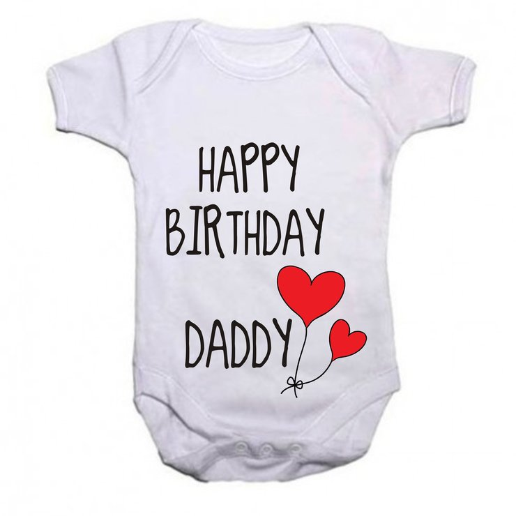 happy birthday daddy baby grow by qtees africa ptyltd