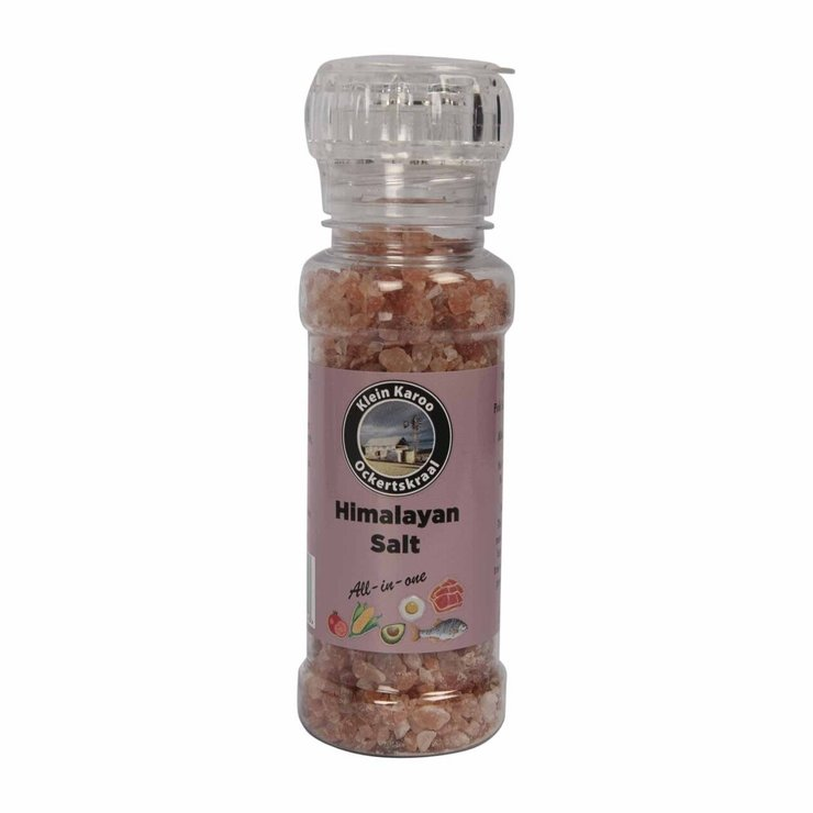 Himalayan Salt Grinder by Magic Salt and Spices