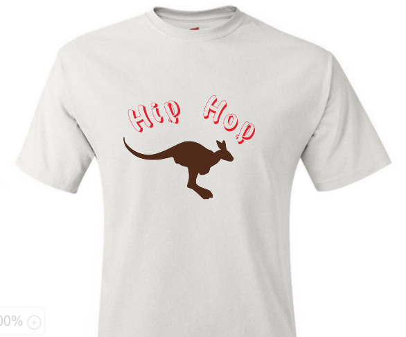 Heat transfer DIY - Hip Hop by Imagine Creations