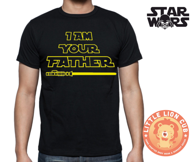 b09d4201 STAR WARS I am your Father T-Shirt/ STAR WARS / Novelty T-Shirt ...