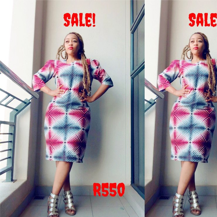 African print shift dres . Size left S/M by Monaręś curvy flare clothing