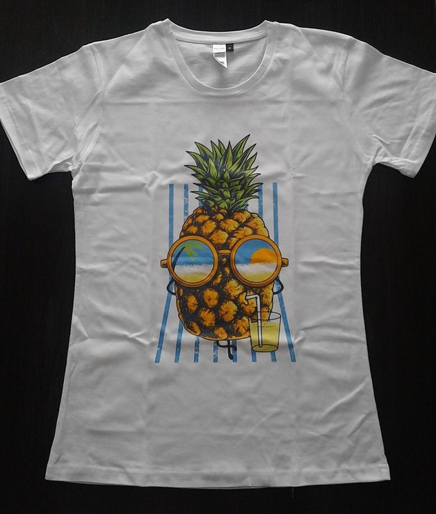No Chill Pineapple by Fit&Co