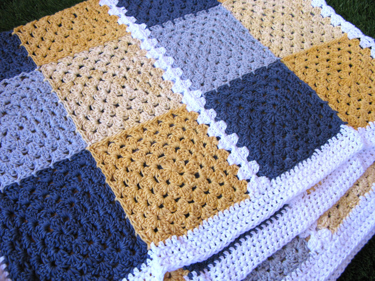 The Angus Granny Square Blanket Hello Pretty Buy Design
