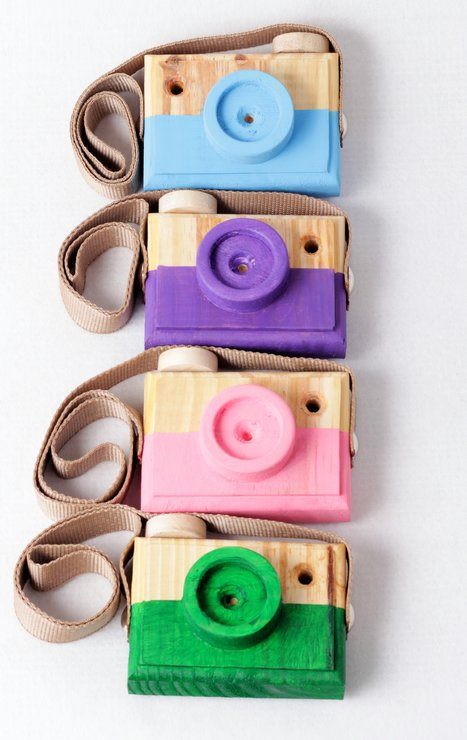 La Fede Wooden Camera by La Fede